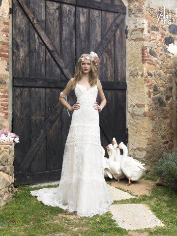 Vestido de novia barcelona barato